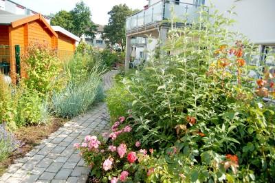 Der Garten der Demenz-WG